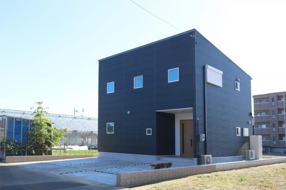 四角い家(キューブ型)はダメ?メリットとデメリット、間取りのイメージも公開